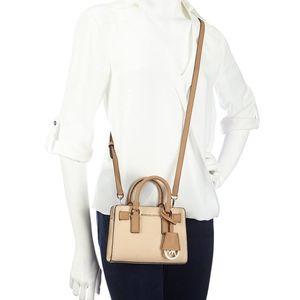 49d2b7c69e1f Michael Kors Bags | Womens Natural Dillon Xs Crossbody Bag | Poshmark